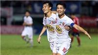 Văn Toàn solo, kiến tạo cho Công Phượng nhấn chìm Hà Nội FC tại Pleiku