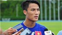 Mạc Hồng Quân: 'Tôi không phải chuyên gia ghi bàn cho tuyển Việt Nam'