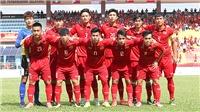 U23 Việt Nam gặp Palestine, FLC Thanh Hóa thay Quảng Nam tại đấu trường châu lục