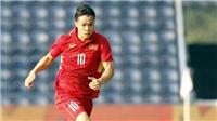 Mr Park căng thẳng tột độ, Công Phượng hay nhất trận thắng U23 Thái Lan