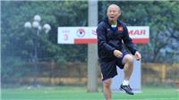 HLV Park Hang Seo: 'U23 Việt Nam không thể thi đấu 100% khả năng ở M-150 Cup'