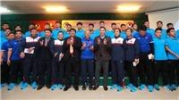 U23 Việt Nam có nửa ngày thăm người thân, U23 Australia bị CLB đòi quân