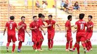U22 Việt Nam bị loại vẫn có 5 cầu thủ trong đội hình tiêu biểu vòng bảng SEA Games 29