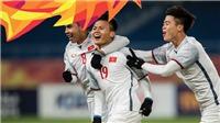 Bầu cho Quang Hải bàn thắng đẹp nhất vòng bảng U23 châu Á