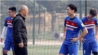 HLV Park Hang Seo cất Công Phượng, trung vệ tuyển Việt Nam về với HLV Miura