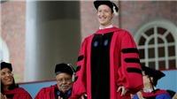 Bỏ học hơn chục năm, cuối cùng Mark Zuckerberg cũng lấy xong bằng Harvard