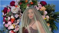 'Bão like' đổ bộ Instagram khi Beyonce lần đầu khoe ảnh cặp song sinh