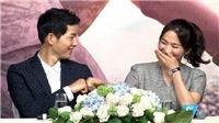 Soong Joong Ki - Song Hye Kyo lần đầu xuất hiện bên nhau sau khi 'báo hỉ'