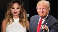 'Tổng thống chăm Twitter nhất thế giới' Donald Trump vừa 'xuống tay' với người mẫu, vợ John Legend
