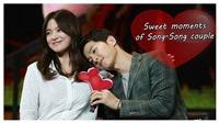 VIDEO: Thử soi 'ví tiền' của cặp vợ chồng sắp cưới Song Joong Ki - Song Hye Kyo