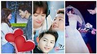 Chốt cưới từ đầu 2016, Song Joong Ki vừa tiết lộ lý do đến giờ mới báo hỷ