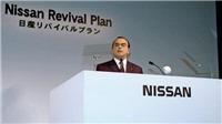 Chủ tịch Nissan được thưởng trên 1 tỷ yen trong ba tài khóa liên tiếp