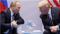 Melania Trump ra tay 'can thiệp' cũng không tách được Tổng thống Donald Trump khỏi Tổng thống Putin