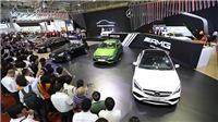 Mercedes-Benz ra mắt C-Class mới tại Triển lãm ô tô Việt Nam 2017