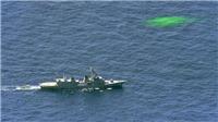 Trực thăng của Lực lượng Phòng vệ trên biển Nhật Bản rơi, 3 người mất tích