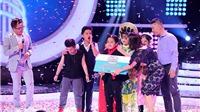 Bé Thụy Bình trở thành Quán quân Gương mặt thân quen nhí 2017