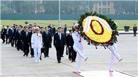 Tổng Bí thư, Chủ tịch Trung Quốc Tập Cận Bình viếng Lăng Chủ tịch Hồ Chí Minh
