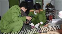 Bé gái 20 ngày tuổi bị sát hại ở Bỉm Sơn, Thanh Hóa: Khám hiện trường vụ án