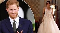 Bí mật váy cưới Meghan Markle có liên quan tới công nương Diana?