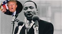 Hai con Luther King lên án Tổng thống Donald Trump trong 'Ngày Martin Luther King'