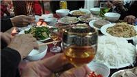 Những cảnh báo và cách xử lý ngộ độc rượu bia ngày Tết Nguyên đán