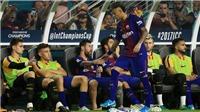 Leo Messi đã nói lời chia tay Neymar, 'chúc may mắn ở PSG'