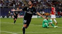 6 cầu thủ M.U đứng nhìn Isco và Bale phối hợp phá lưới De Gea