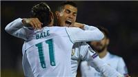 Những thống kê 'khủng' của Ronaldo sau cú đúp vào lưới Dortmund