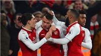 Video clip highlights bàn thắng trận Arsenal 3-3 Liverpool
