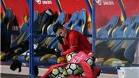 Quang Hải bật khóc sau bàn thắng lịch sử 'kết liễu' U23 Australia