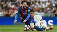 Barcelona nổi giận vì trọng tài không rút thẻ đỏ với Casemiro
