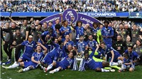 Ngắm Chelsea rạng rỡ trong ngày đăng quang chức vô địch Premier League 2016-17