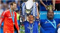 Đội hình vô địch của Chelsea: Từ Petr Cech, Lampard... tới Kante, Hazard