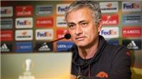 Jose Mourinho sẽ lập hai kỳ tích đặc biệt nếu giành Europa League với Man United