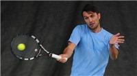 Paolo Maldini vượt vòng loại tennis chuyên nghiệp, tham vọng dự Wimbledon