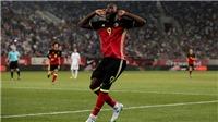 Video clip highlights bàn thắng trận Hy Lạp 1-2 Bỉ