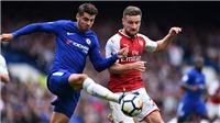 Alvaro Morata quá 'ẻo lả', Chelsea đối mặt bài toán nan giản trên hàng công