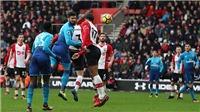 ĐIỂM NHẤN Southampton 1–1 Arsenal: Giroud sánh ngang Solskjaer. Oezil vẫn phập phù
