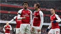 Video clip highlights bàn thắng trận Arsenal 4-1 Crystal Palace