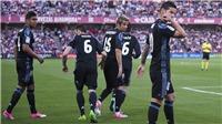 Granada 0-4 Real Madrid: Đội hình B siêu mạnh và bản lĩnh của Zidane