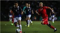Campuchia bất ngờ thắng Afghanistan để vượt Việt Nam trên BXH