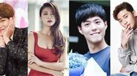 'Choáng' với danh sách những người nổi tiếng là bạn thân của thành viên BTS V