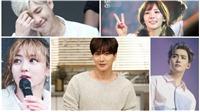 Thủ lĩnh của BTS, Big Bang, SNSD... và top 10 trưởng nhóm 'đỉnh' nhất Kpop