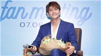 Kang Tae Oh hé lộ tiêu chuẩn chọn bạn gái với fan Việt