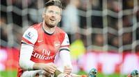 Arsenal: Trả giá vì không chịu mua sắm