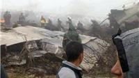 Tìm thấy hộp đen của chiếc máy bay gặp nạn tại Algeria