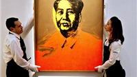 Bức họa Mao Trạch Đông được bán với giá 12,5 triệu USD