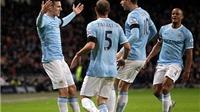 Man City loại Chelsea khỏi FA Cup: Pellegrini đã bịt được 'loa' của Mourinho