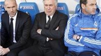 Carlo Ancelotti sánh ngang Fabio Capello, tiếp nối Miguel Munoz