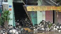 Cháy xưởng dệt ở Thành phố Hồ Chí Minh, một người chết
